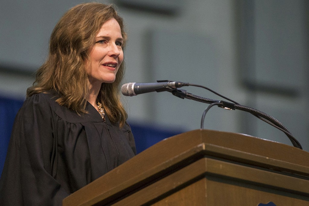 'She's been groomed for this moment': Amy Barrett's Supreme Court preparation began early