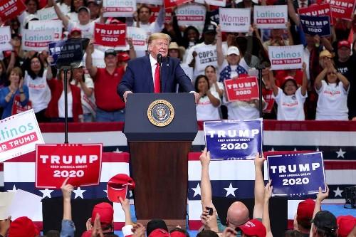 'It's too much': Democrats shudder at Trump's money machine