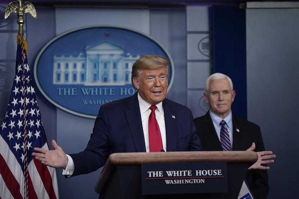 Trump Has Forsaken America  - cover
