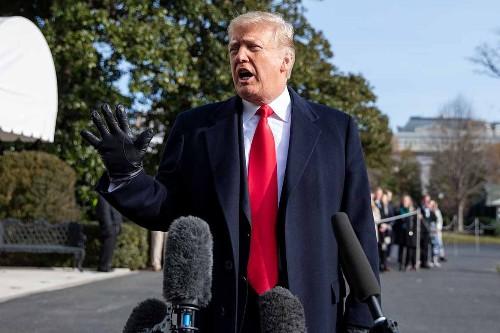 Trump claims Cohen hush money payment was 'simple private transaction' - POLITICO