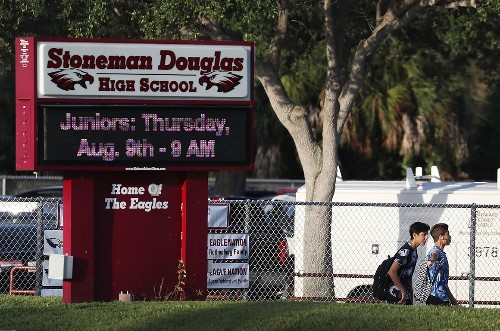 Parkland and Sante Fe schools disclose devastating after-effects of shootings