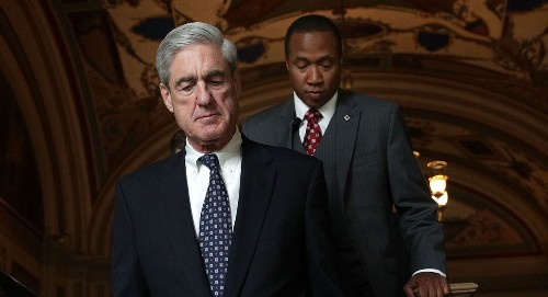 Want to see bipartisanship in Washington? Fire Mueller