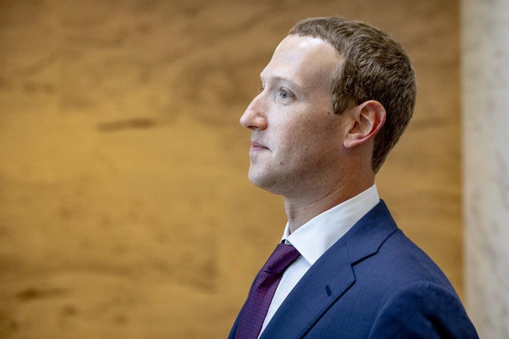 Inside Mark Zuckerberg's private meetings with conservative pundits