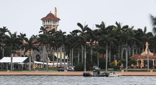 Coast Guard seeks input on Mar-a-Lago security zone