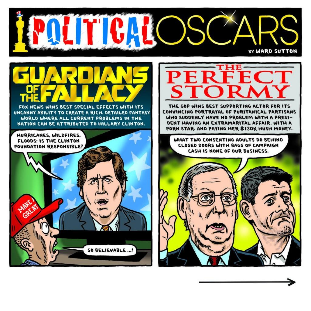 Interesting Article  - Magazine cover