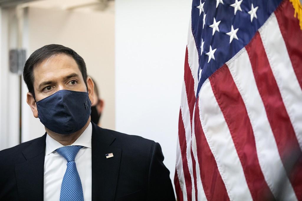 Rubio calls Biden's national security team 'polite & orderly caretakers of America's decline'