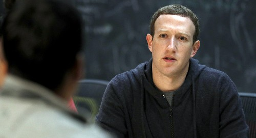 Facebook employees fear 'golden' years are over - POLITICO