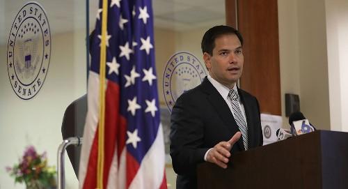 Poll: Rubio widens lead in U.S. Senate race