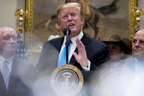 Trump's Walkout Hits a Wall