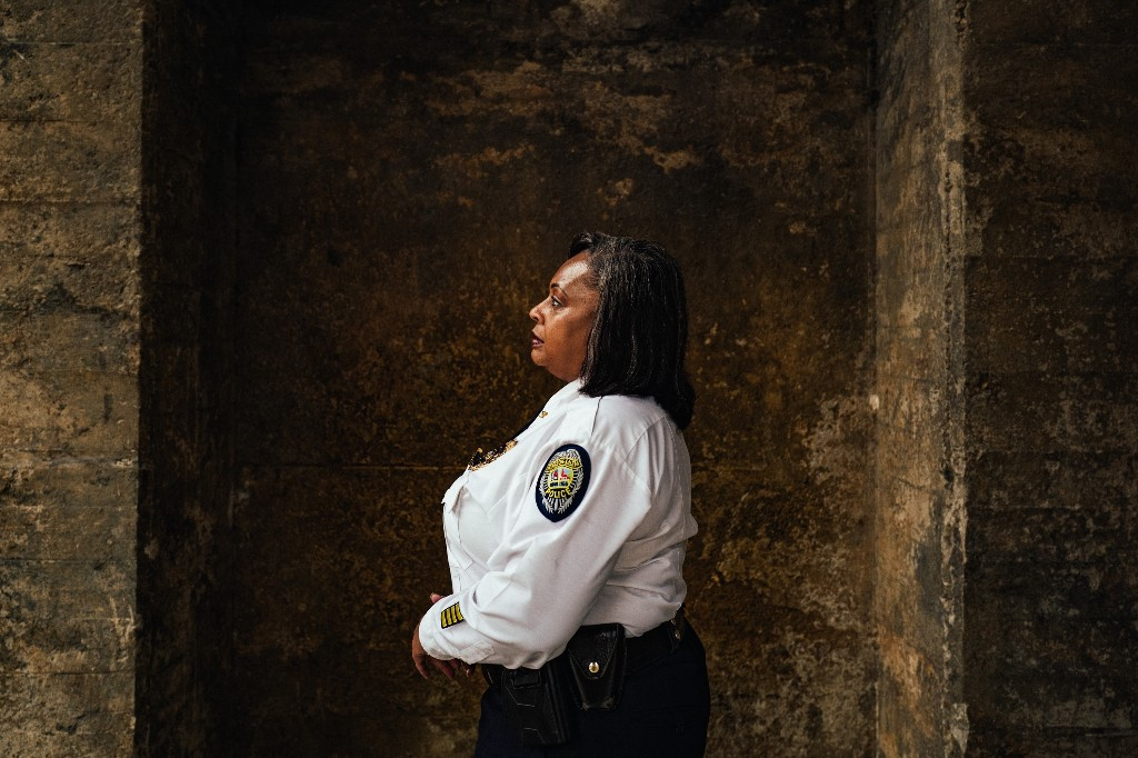 How One Police Chief Kept Her City from Blowing Up This Summer