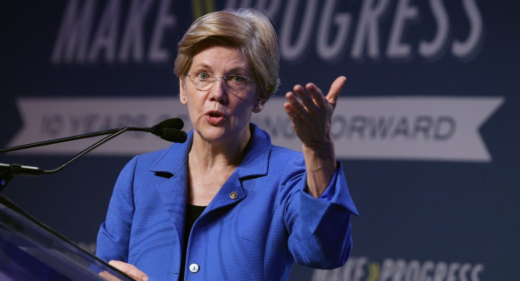 Warren wing clashes with Wasserman Schultz on payday lending