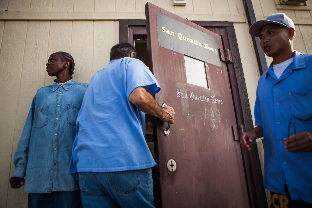 San Quentin's Breakthrough Prison Newsroom