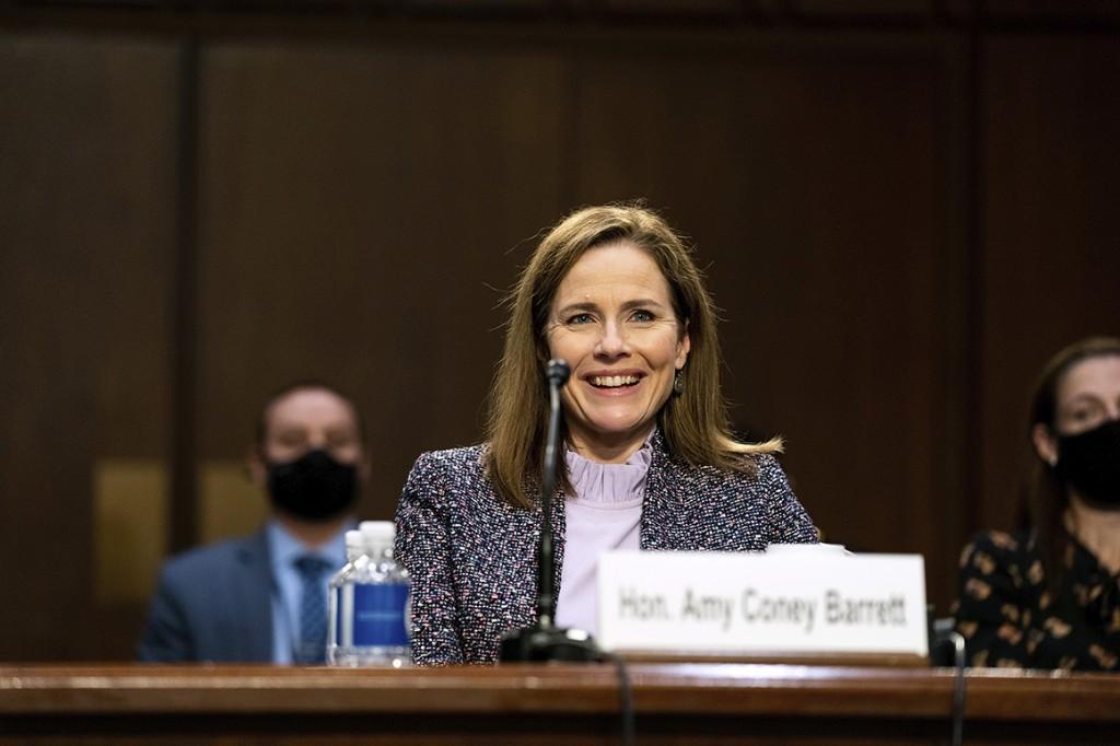 Poll: Majority says Senate should confirm Amy Coney Barrett