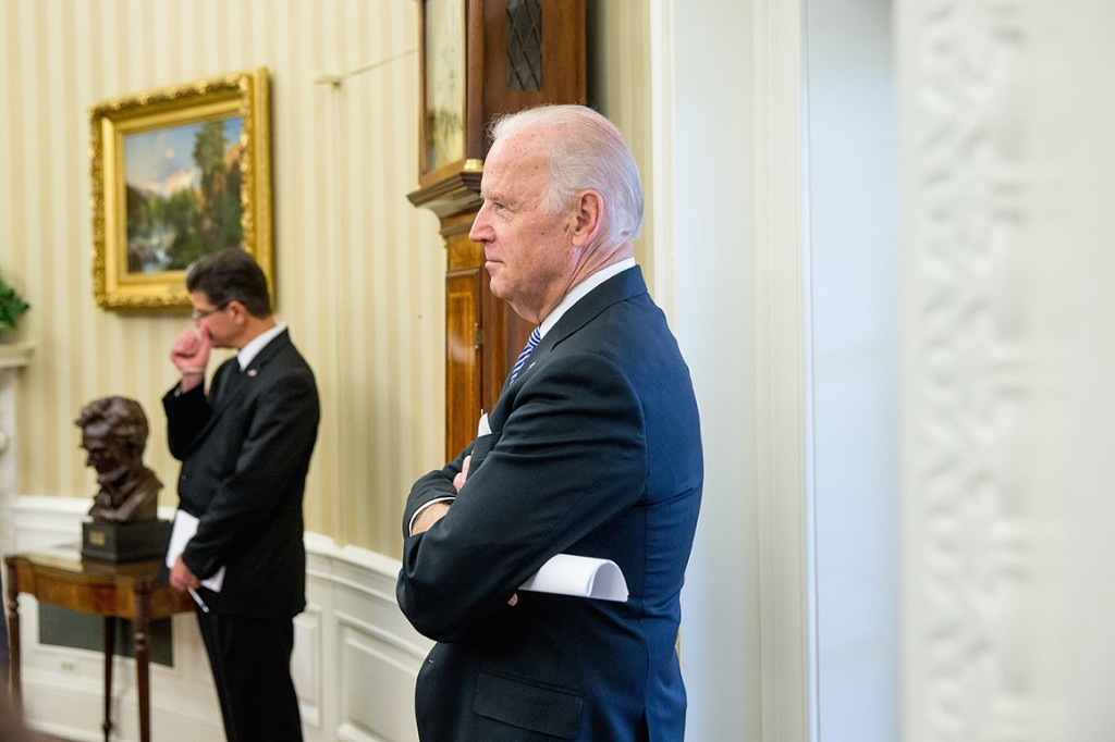 How Life-Sized Joe Biden Could Be a Larger-Than-Life President