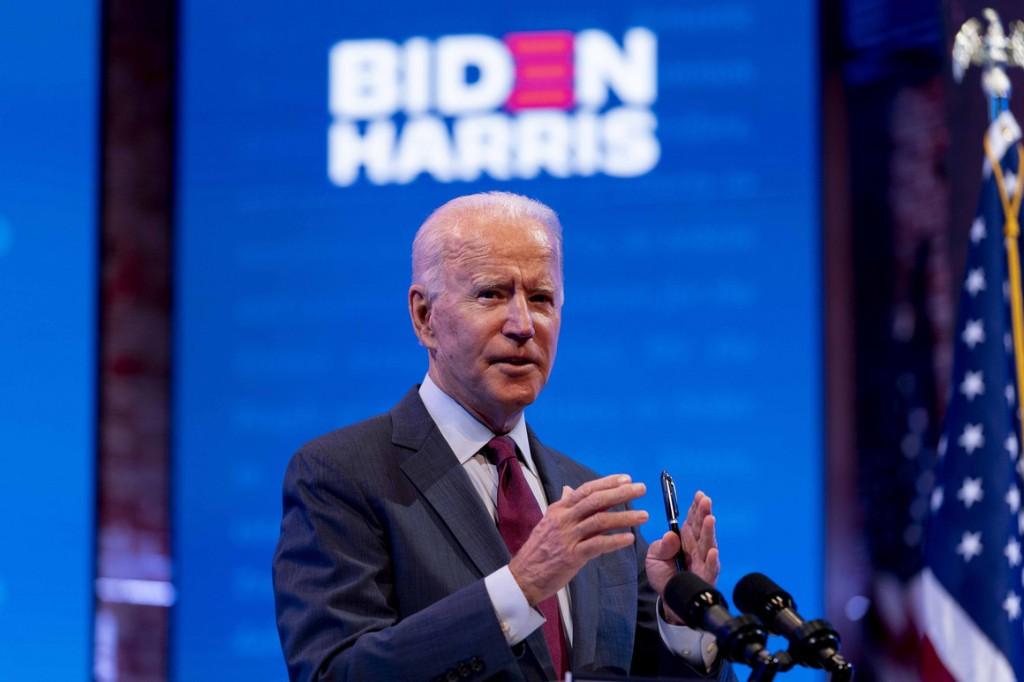 Biden flips script on Trump in campaign's final week