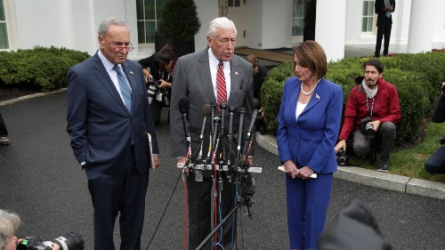 Steny Hoyer: 'We were offended deeply' by Trump's treatment of Speaker Pelosi