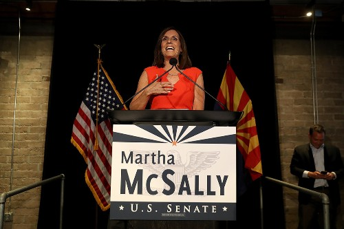 GOP exhales after McSally romp in Arizona - POLITICO