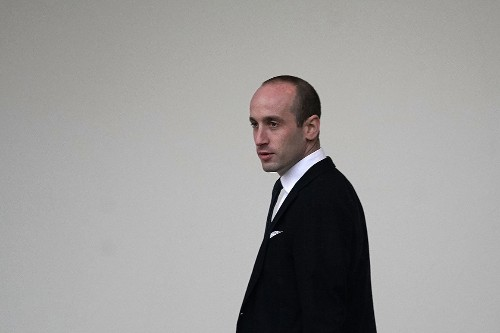 Democratic leaders call on Stephen Miller to resign amid claims he pushed white nationalist beliefs