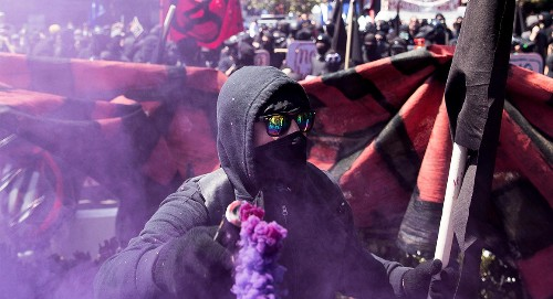 FBI, Homeland Security warn of more 'antifa' attacks - POLITICO