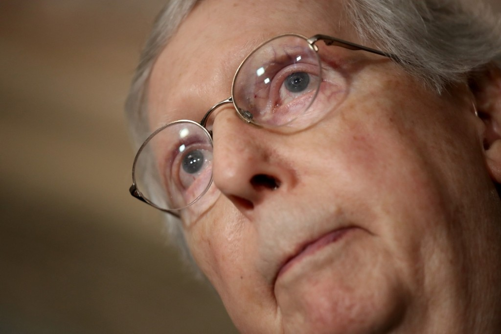 McConnell Is on the Losing Side of History — And He Knows It