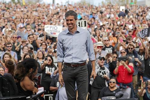 Beto O'Rourke blows up the 2020 Democratic primary - POLITICO
