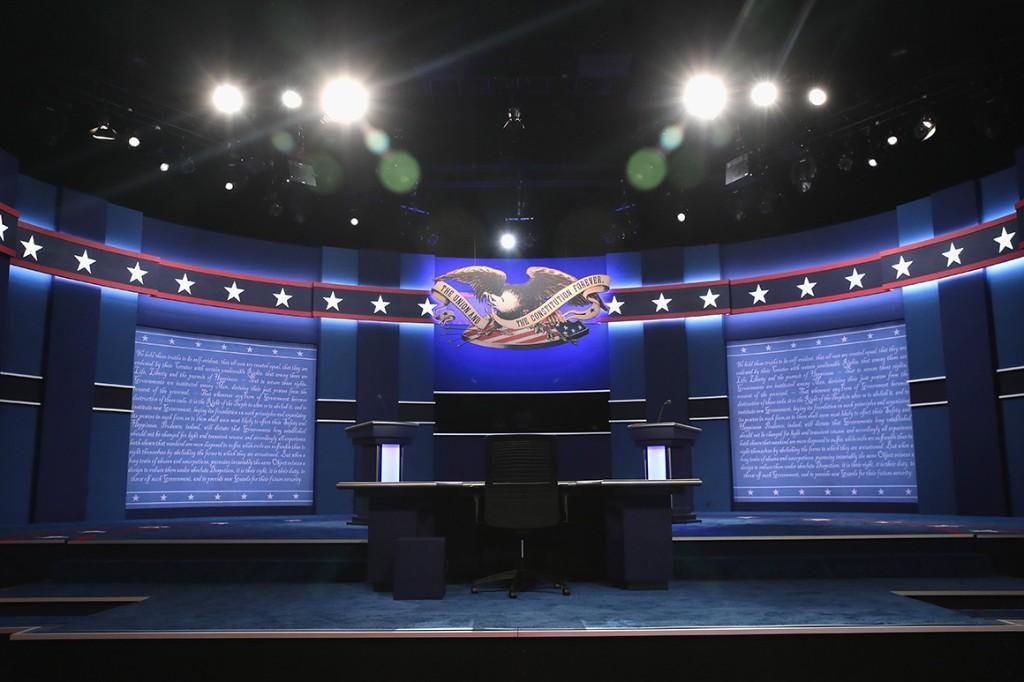 No handshakes, limited audience: Covid shapes final Trump-Biden debate talks