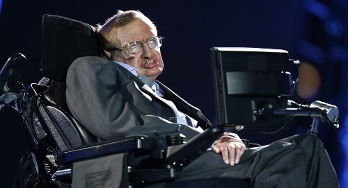 Physicist Stephen Hawking bewildered by Trump