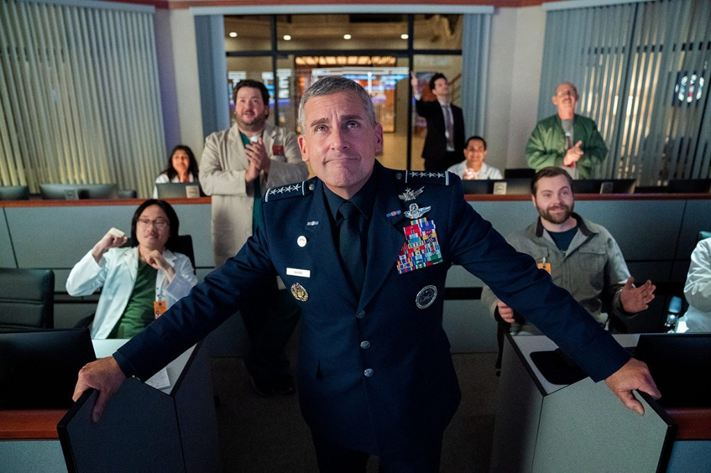 The Netflix Show The Pentagon Can't Stop Talking About