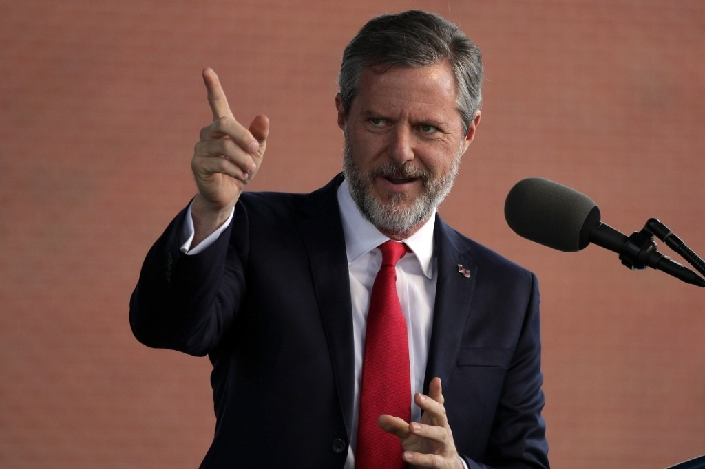 Falwell's use of yacht comes under scrutiny