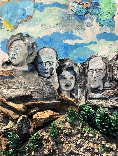 Who Should Be on the Next Mount Rushmore?