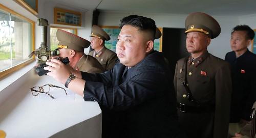 North Korea announces plan to fire missiles toward Guam
