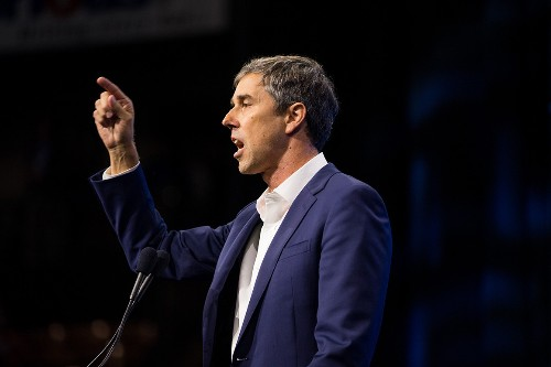O'Rourke responds to 'death threat' from Texas lawmaker