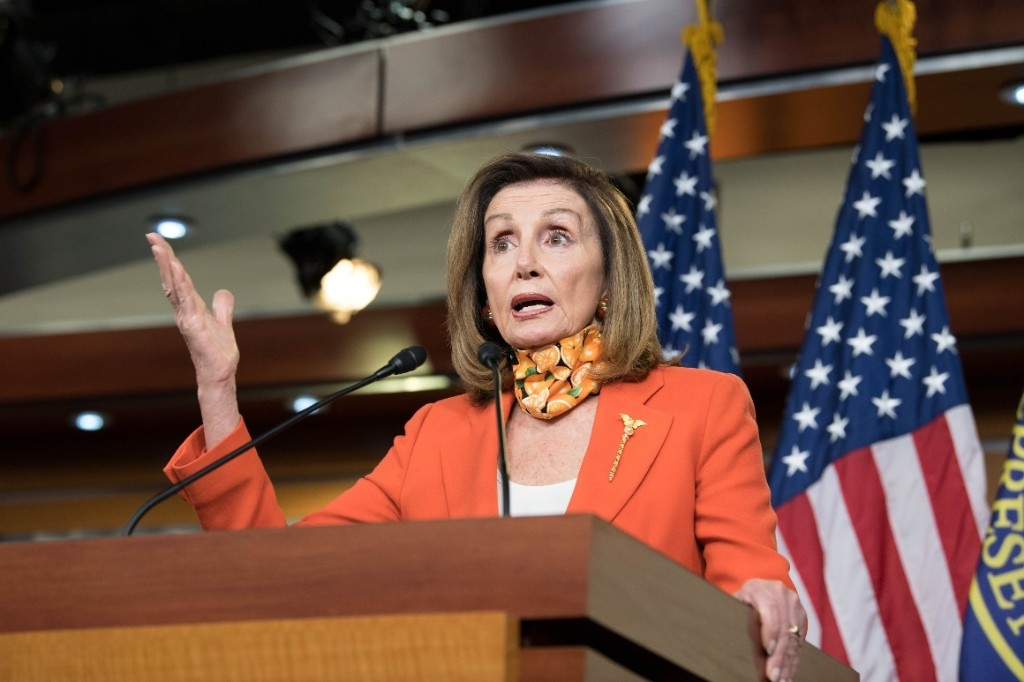 Pelosi preps new coronavirus relief plan amid stalled talks