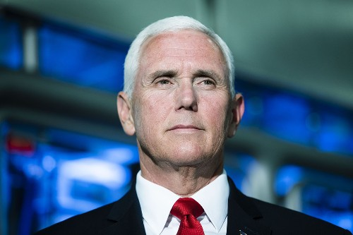 Pence's abrupt travel cancellation sparks speculation