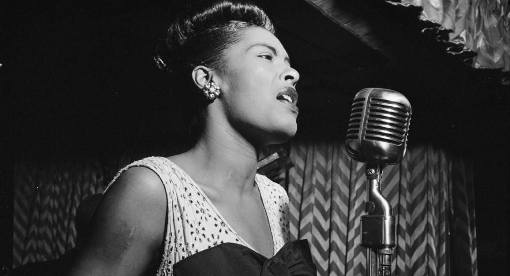 Billie Holiday - Magazine cover