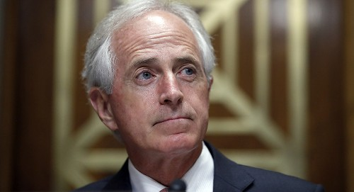 Trump likely to quit Iran deal, Corker says - POLITICO