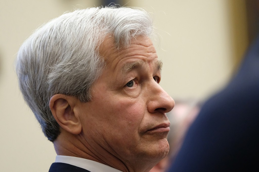 Dimon sees 'bad recession' after 'bad planning' for pandemic