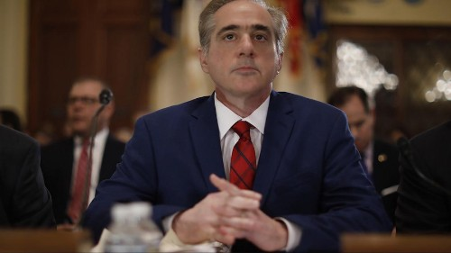 White House: Trump has confidence in Shulkin 'at this point in time' - POLITICO