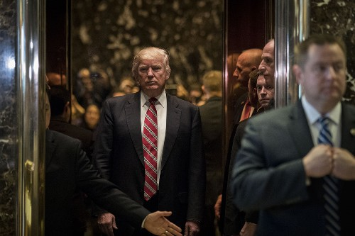 How Trump fused his business empire to the presidency