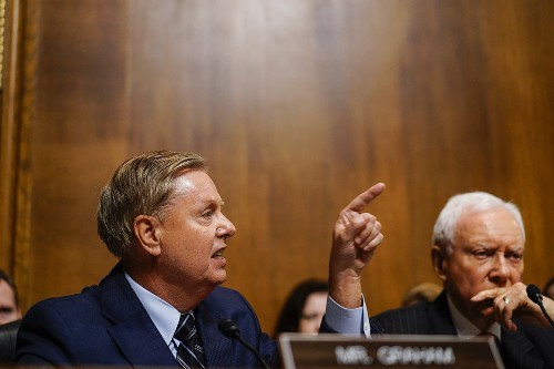 What Really Got Lindsey Graham so Steamed
