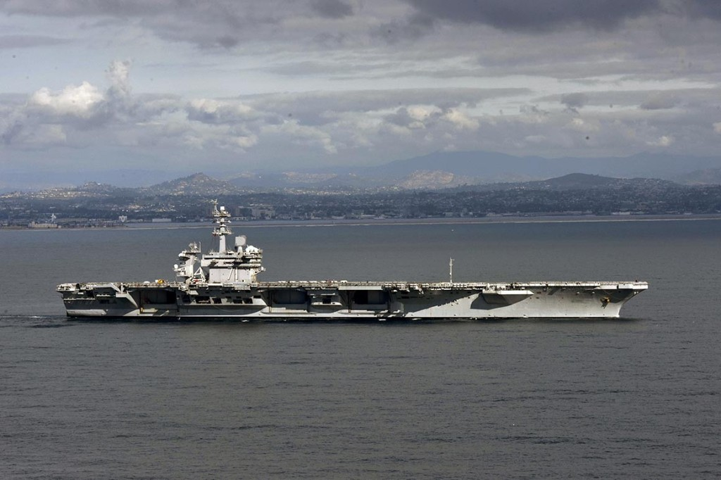 Sick sailors recovering on Guam will fly home rather than rejoin USS Theodore Roosevelt