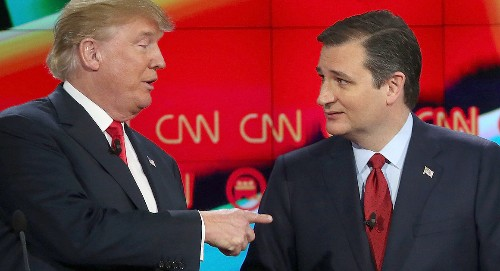 Donald Trump and Ted Cruz send shivers down GOP spines - POLITICO