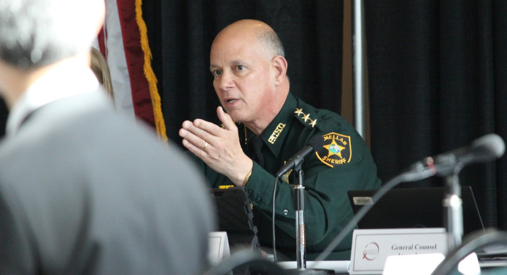 NRA, Republicans refute GOP sheriff's stand-your-ground claims
