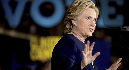 Clinton's Detroit detour signals Dems' worry - POLITICO