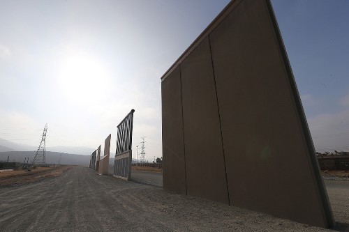 Judge stymies Trump's border wall by invoking GOP law targeting Obama