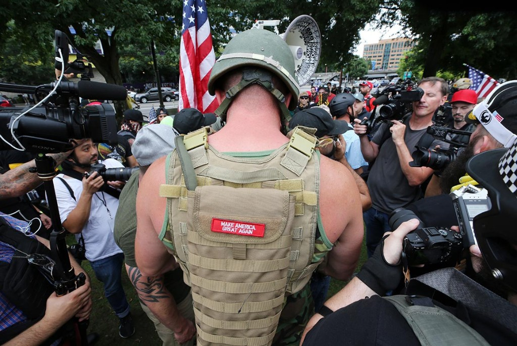 White Supremacists, Nationalists, Nazis & Other Vermin - Cover