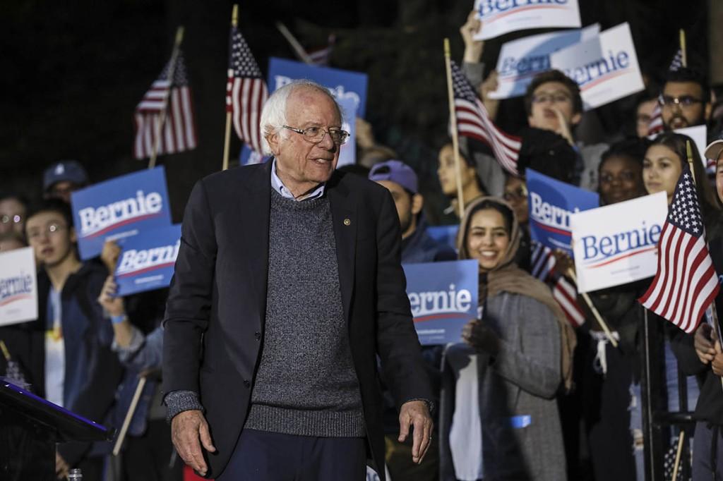 Sanders cancels campaign events after heart procedure