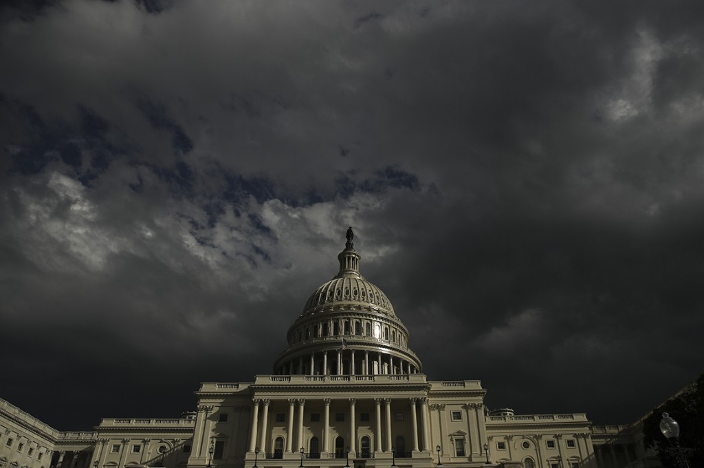 'The hits just keep coming': Congress stumbles from crisis to crisis