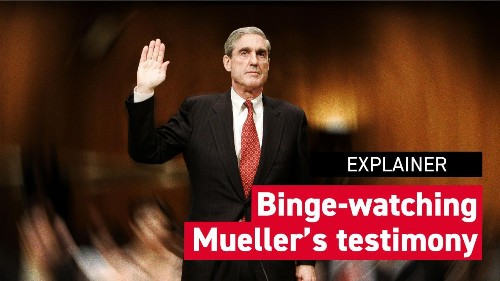 I Watched 20 Hours of Robert Mueller Testifying. Here's What Congress Would Be In For.