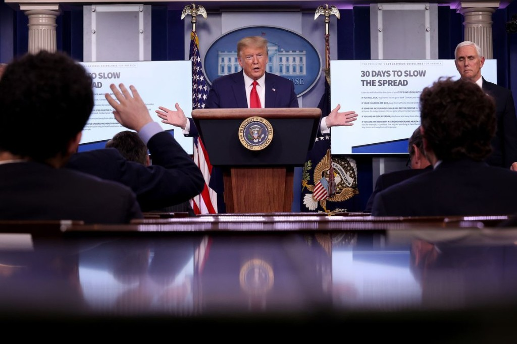 When It Comes to Trump, Media Shouldn't Keep Its Distance